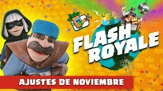 "Clash Royale: Flash Royale, Temporada 5 ""Fiestón de Duendes"" 🎉"