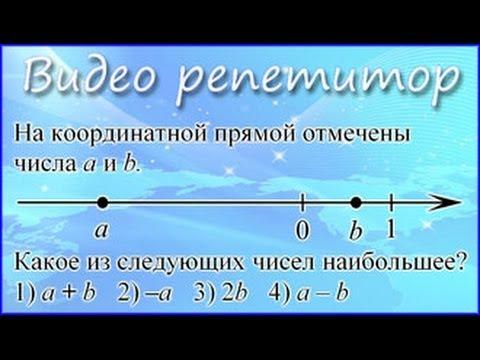 Видео уроки по математике. Подготовка к ОГЭ - YouTube