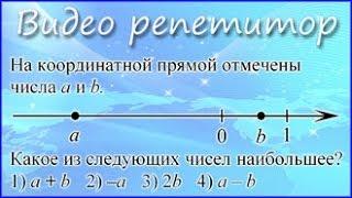 Видео уроки ОГЭ 2017 по математике. Задания 2 (ГИА)