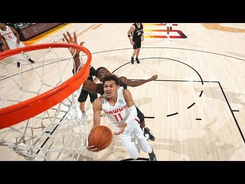 NBA PS  San Antonio Spurs vs Atlanta Hawks   Oct 10,  2018