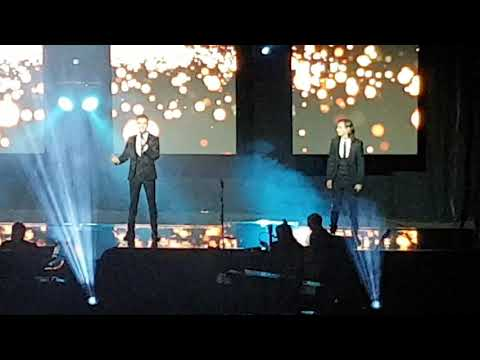 Collabro Home Tour This is the Moment Southampton Mayflower
