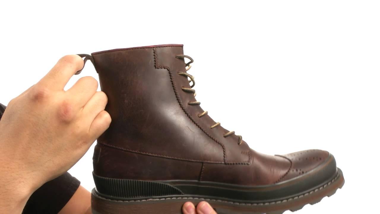SOREL Madson Wingtip Boot SKU:8708546