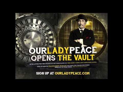 Our Lady Peace - Superman's Dead(demo)