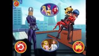 Cat Noir Saving Ladybug (Супер Кот спасает Леди Баг) - прохождение игры(, 2016-06-01T07:36:27.000Z)