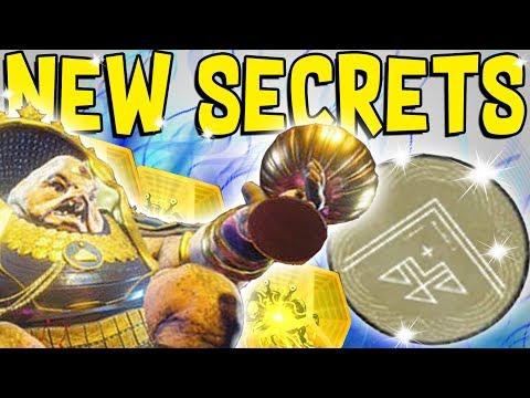 Destiny 2 - NEW RAID VAULT ROOM FOUND & INSANE GLITCH! Raid Glitch, Farm Secrets, & New Vault