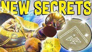 Destiny 2 - SECRET RAID ROOM FOUND & INSANE GLITCH! Raid Glitch, Farm Secrets, & New Vault