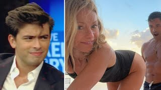 Kelly Ripa's Son REACTS to Her Cheeky Instagram Posts