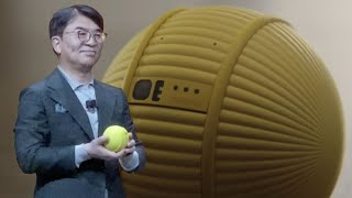 Samsung Ballie presentation in CES 2020 - OhMyGeek!