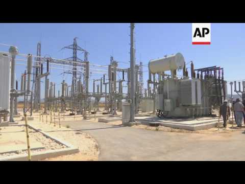 PA and Israel sign electricity supply deal
