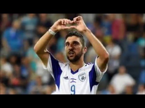 top 5 best israel football players