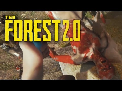 THE FOREST 2.0 #009 - Lachflash bei Expedition | Let's Play The Forest