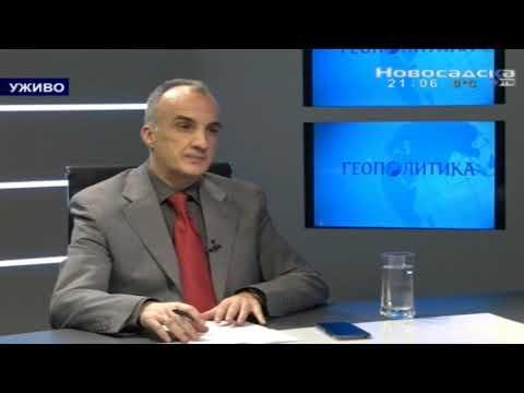 Geopolitika 31 01 2019 gost Aleksandar Pavić