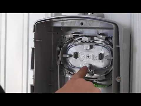 Installing P-Series Outdoor ONTs - Part 2