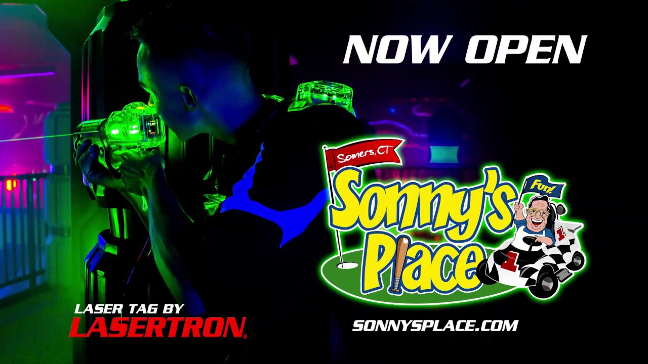 Laser Tag - Sonny's Place