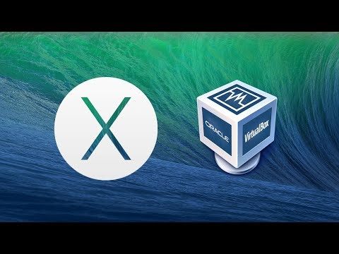 Tutorial: How to install OS X Mavericks in VirtualBox (PC)