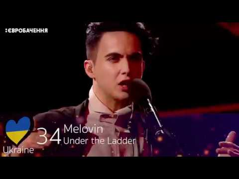 My Top 43 Eurovision 2018 Songs