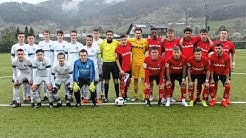SG Haslach - SC Freiburg 0:7 // Südbaden-A-Junioren-Pokal Viertelfinale 03.04.2019