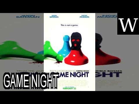 GAME NIGHT (film) - WikiVidi Documentary