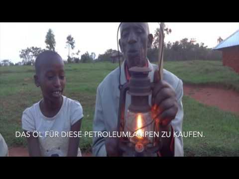 Projekt: Solarlampen für Minembwe, DR Congo