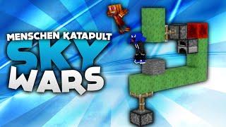 MLG KATAPULT ACTION! - Minecraft Sky Wars! | DieBuddiesZocken