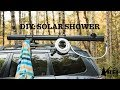 DIY: Car-top 'Solar' Camp Shower   REI