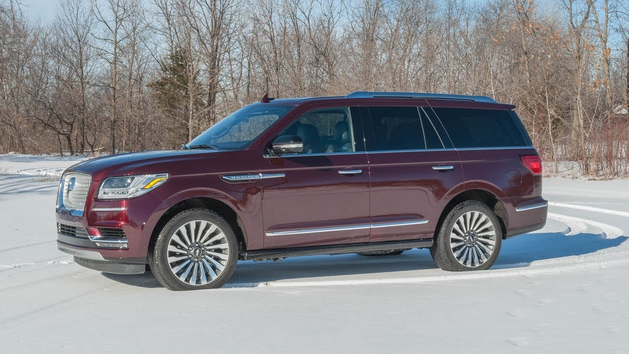 Brilliant 2018 Lincoln Navigator Off Road Test Youtube