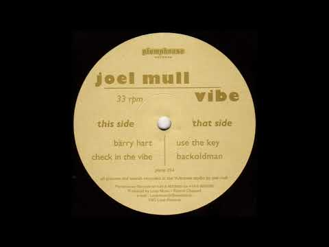 Joel Mull - Backoldman - 1997 [Demo Track] Techno