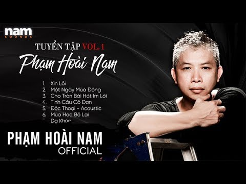 Tuyển Tập Vol.1   Phạm Hoài Nam