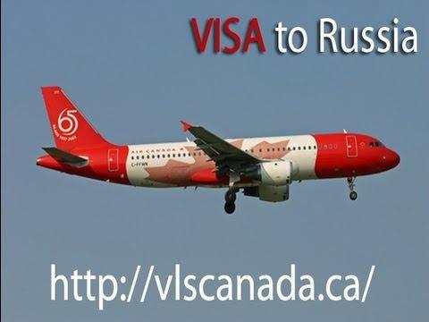 Russia Visitors Visa Canada- Call 613-501-0555