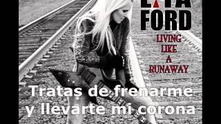 Watch Lita Ford Relentless video