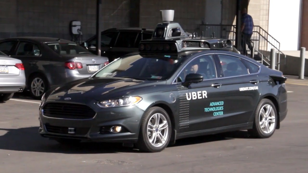 Uber Car Pic >> Go For A Ride In Uber S Autonomous Car Youtube