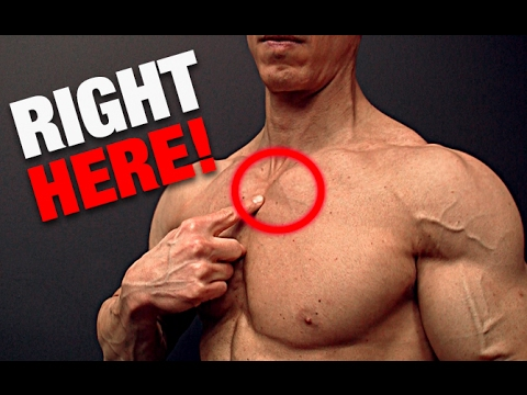 The Key to Bigger Pecs (AND HEALTHY SHOULDERS!)