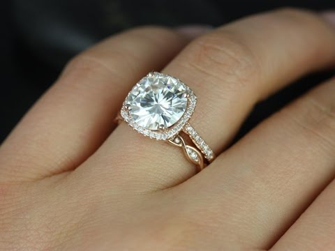 Cushion Engagement Rings Cheap