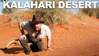 Survivorman | Season 2 | Episode 1 | Kalahari