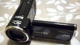 JVC/EVERIO GZHM35BU HD CAMCORDER REVIEW ($70)