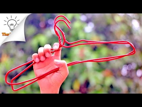 Thumbnail: 20 Hangers Life Hacks Everyone Should Know | Thaitrick