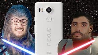 Enfrentados por el Nexus 5X