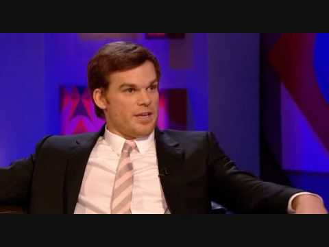 Michael C. Hall on Jonathan Ross 2009.03.06
