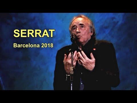 Serrat interrumpe un concierto para responder a un espectador