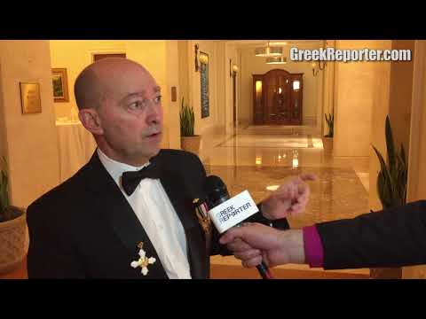 Admiral Stavridis on Macedonia Name Dispute between Greece and FYROM