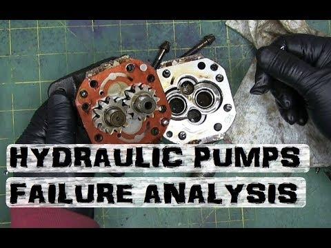 BOLTR: Haldex Hydraulic Pump | How to ID pump size