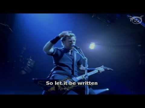 Metallica - Cunning Stunts 1998 [Full Concert DVD I HD] (W/ Lyrics)
