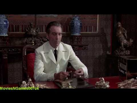 James Bond - Scaramanga's Golden Gun