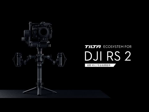 Tilta Ecosystem for DJI RS 2: Build Animation