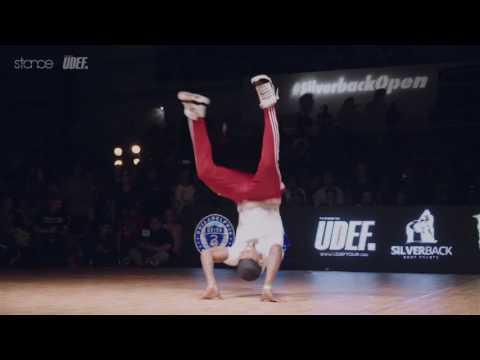 Beast Coast vs Phaze II // .stance x UDEFtour.org // Silverback Open 2016