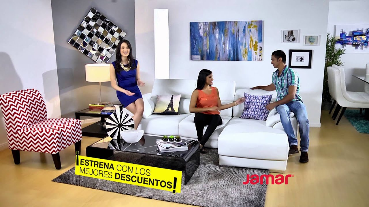 Gran feria del muebles jamar panama 2014 youtube for Muebles namar