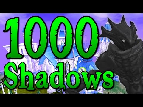 Runescape - Loot From 1000 Shadows
