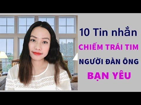 10 Tin Nhắn Chiếm Trái Tim Chàng Trai Bạn Yêu- Toàn Nguyễn