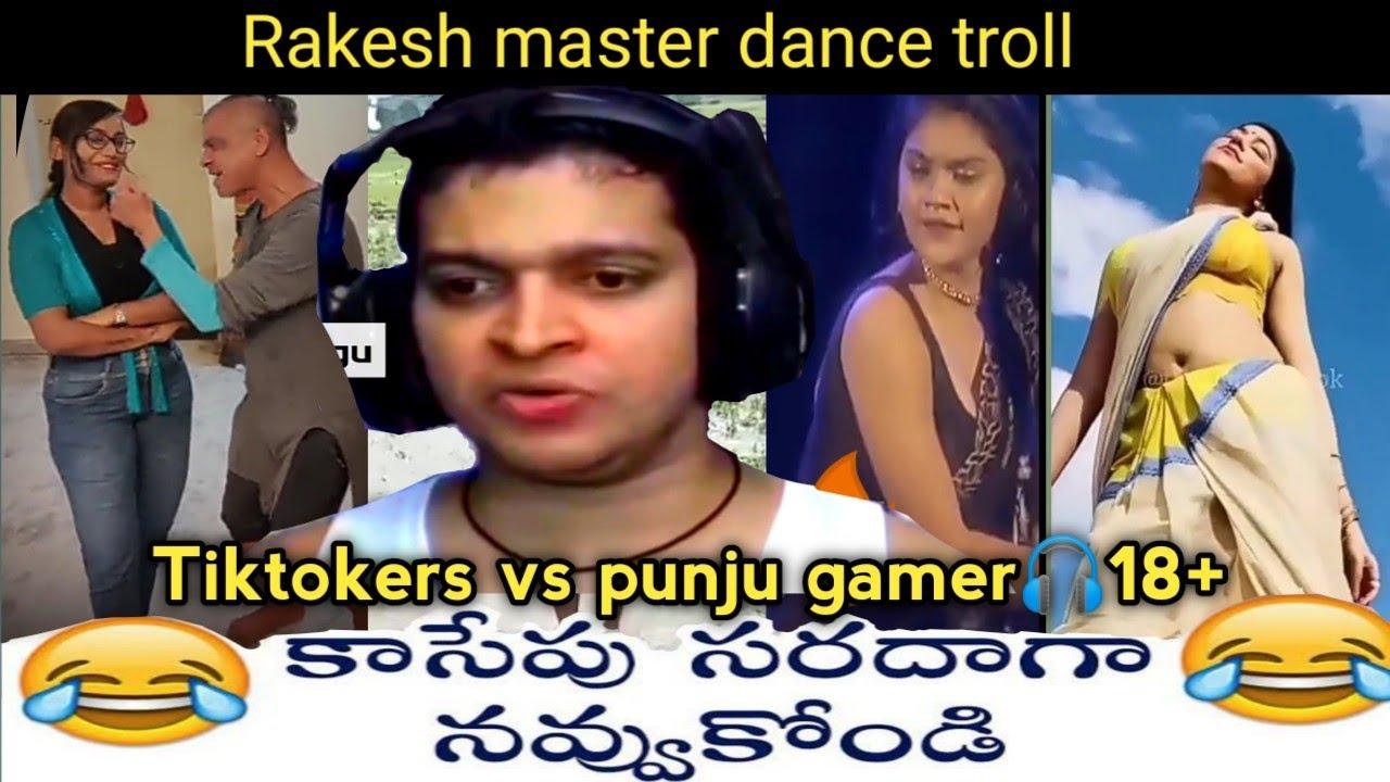 Download Rakeshmaster // uppalball troll 🔥 // tiktok roast 🔥🔥// headphones 🎧 pakka // Thuglifetelugu