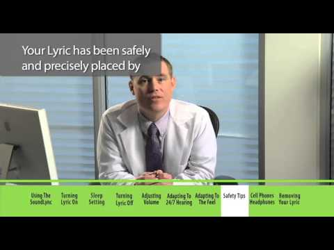 Lyric Hearing Aid Counseling Movie